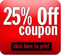 25% Off Coupon Deal
